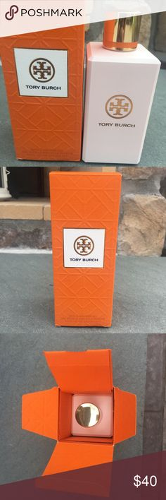 Tory Burch bath & shower gel Tory Burch shower gel comes with boxing. Never used, brand new. Tory Burch Makeup