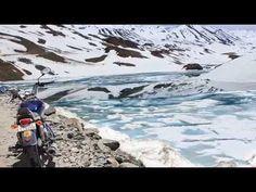 Suraj Tal Lake -  Himachal Pradesh, India