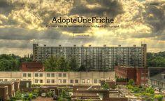 « AdopteUneFriche » met en relation propriétaires de friches et start-up en recherche d'un espace de résidence afin de lutter contre l'étalement urbain.