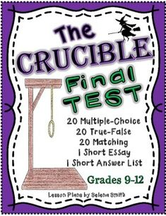 essay on the crucible about john proctor