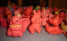 Glup's figurines Esso