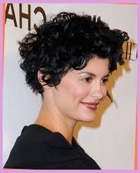 Image result for short hair audrey tautou