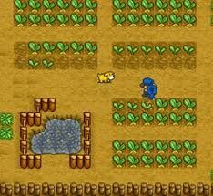 Harvest Moon SNES- the game that started my gaming addiction!