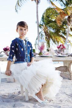 MONNALISA CHIC Spring Summer 2014 Tween Fashion, Girl Fashion, Tween Mode, Little Kid Fashion, Girls Rules, Friends Fashion, My Little Girl, Child Models, Handmade Clothes