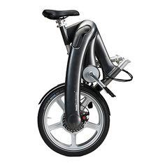Chainless E-Bike - Grey - alt_image_one