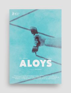 Aloys - Official Movie Poster on Behance