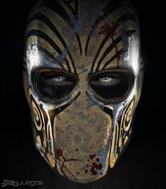 army of two mask - Google Search