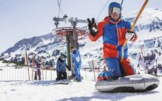 Airboarden in Obertauern Sports, Outdoor, Ice Climbing, Long Distance, Ski Trips, Winter Vacations, Skiing, Alps, Hs Sports