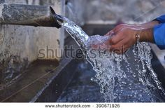 water from the source