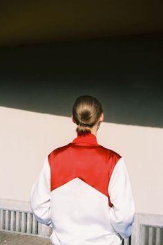 Styleandfashionart:Ayzit Bostan / Bomber Jacket Edition with...