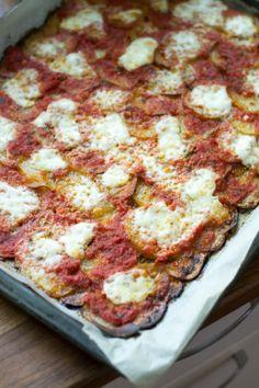 Perunapizza - Keittiössä, kotona ja puutarhassa