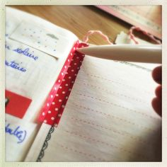 Adding a page in a notebook (about Flow, and Hobonichi Techo, too) — Le Lapin dans la Lune