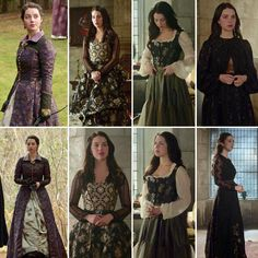 Reign: 3x12 'No Way Out'