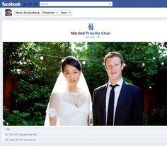 L'amore ai tempi di #Facebook e #Twitter