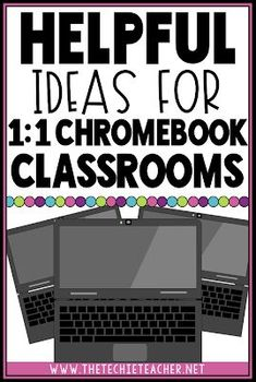 Has your classroom turned into a 1:1 Chromebook Classroom and you are unsure of how to utilize these devices each day? Come learn about some meaningful ways to integrate these devices into your elementary classroom!