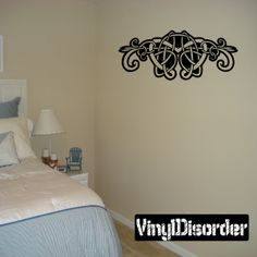 Celtic Ornament Wall Decal - Vinyl Decal - Car Decal - SM011