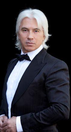 Dimitri Hvorostovsky...Russian opera singer
