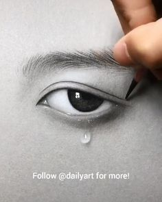 Discover the secrets of drawing realistic pencil portraits. 3d Art Drawing, Art Drawings Sketches Simple, Realistic Pencil Drawings, Dark Art Drawings, Art Drawings Beautiful, Pencil Art Drawings, Heart Pencil Drawing, How To Draw Realistic, Pencil Sketch Images
