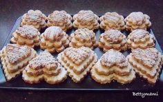 Xmas Food, Crunches, Nutella, Waffles, Cake Recipes, Biscuits, Food And Drink, Sweets, Cookies