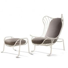 Luxury designer lounge chairs | KOOKU Chair Design, Furniture Design, Winged Armchair, Contemporary Armchair, Soft Seating, Steel Furniture, Best Sofa, Occasional Chairs, Outdoor Chairs