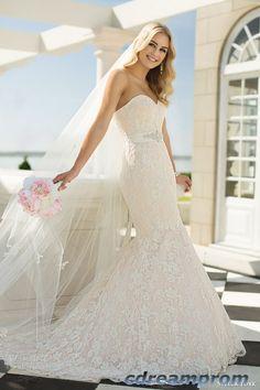 elegant wedding dress wedding gown