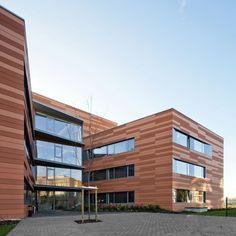 Diákszálló Graphisoft módra Multi Story Building