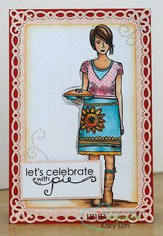 September Girl - Unity Stamp Co