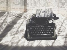 """There is nothing to writing. All you do is sit down at a typewriter and bleed."" ― Ernest Hemingway"