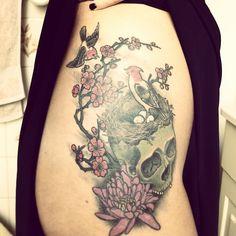 first Tattoo done by Keko Tatt. Asunción, Paraguay.