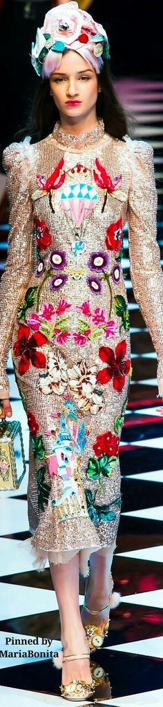 Dolce and Gabbana Fall/Winter 2016~17