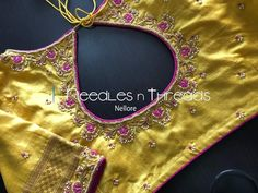 House Simple Design Mirror 64 Ideas For 2019 Simple Blouse Designs, Silk Saree Blouse Designs, Bridal Blouse Designs, Blouse Neck Designs, Mirror Work Blouse Design, Maggam Work Designs, Sumo, Blouse Models, Simple Embroidery