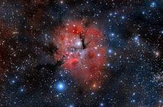Parricidios cósmicos: estrellas que matan a su madre