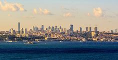 Istanbul Skyline - Architecture and Urban Living - Modern and Historical Buildings - City Planning - Travel Photography Destinations - Amazing Beautiful Places Lithuania Travel, Estonia Travel, Istanbul Airport, Istanbul Hotels, Istanbul City, Barbados Travel, Jamaica Vacation, Vacation Deals, Hungary Travel