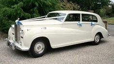 Show up in this Classic Car?