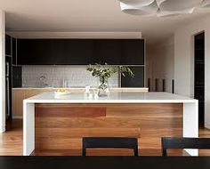modern timber kitchens