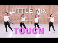 Little Mix - Touch | iMISS CHOREOGRAPHY by MiNiMi @ IMI DANCE STUDIO - YouTube