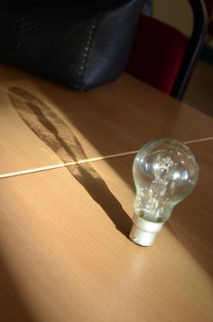 Glass photography~  #reflection #sunshine #lightbulb