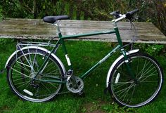 ridgeback expedition bike