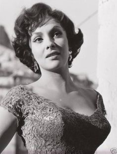 Gina Lollobrigida (The Hunchback of Notre Dame '56 )