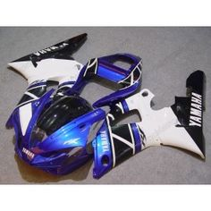 Yamaha YZF-R1 2000-2001 Injection ABS Fairing - Others - Blue/White/Black | $659.00