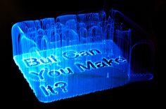 Light Printing, Immaterial Fabrication Robotics & Long-Exposure Photography, MIT Medial Lab