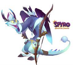 Dragon King, Dragon Art, Spyro The Dragon Game, Spyro And Cynder, 3d Sketch, Monster Characters, Pokemon, Crash Bandicoot, Dragon Design