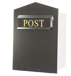 Built in gate post boxes - #letter boxes #(rear #opening) york r ,  View more on the LINK: http://www.zeppy.io/product/gb/2/401200584034/