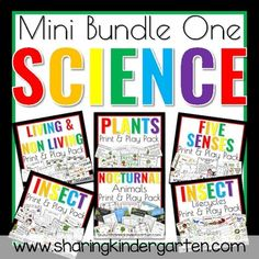 Science Mini Bundle