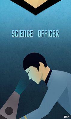 Spock poster Matt Ferguson