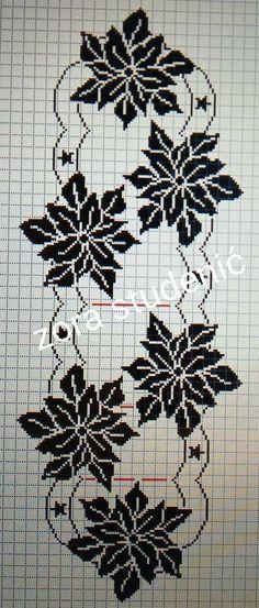 Crochet Bikini Pattern, Crochet Patterns, Diy Crafts Hacks, Diy And Crafts, Cross Stitch Embroidery, Cross Stitch Patterns, Christmas Border, Fillet Crochet, Crochet Home