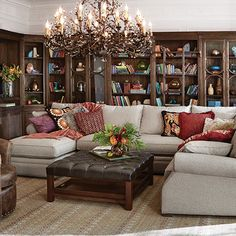 """Landsbury 145"""" Three Piece Upholstered Right Sectional in Theater Gunsmoke"""