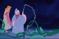 You're constantly trying to bippity-boppity things into existence: | 25 Signs You Grew Up With Disney