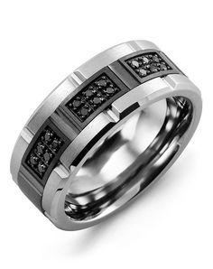 44 Best Men S Tungsten Wedding Rings 2018 Images