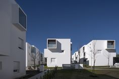 Residencial Jouanicot - Truillet / Leibar Seigneurin Architectes